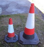 Traffic Cones (See Product Options For Various Sizes)